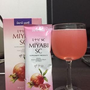 Miyabi SC มิยาบิ เอสซี ขายส่ง กล่องใหม่ซีลพลาสติกแล้ว