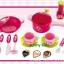 ชุดโต๊ะครัว little cheif สีชมพู ส่งฟรี thumbnail 2