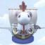 Going Merry Ver. Flying ของแท้ JP แมวทอง - WCF Banpresto [โมเดลวันพีช] (Rare) thumbnail 5