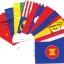 PF-010 ธงราวอาเซียน
