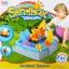กระบะทราย แมคโคร พร้อมอุปกรณ์ 11 ชิ้น Sandbox game ส่งฟรี thumbnail 1