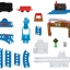 รถไฟ Thomas Diesel's Lift & Shift Set by Fisher Price ส่งฟรี thumbnail 5