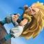 Gotenks Super Saiyan 3 ของแท้ JP แมวทอง - Fighting Combination Banpresto [โมเดลดราก้อนบอล] thumbnail 9