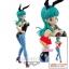 Bulma ของแท้ JP แมวทอง - CII Banpresto [โมเดลดราก้อนบอล] (Color Change) thumbnail 6