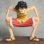 Luffy Ver. Battle on Marineford ของแท้ JP แมวทอง - Ichiban Kuji Banpresto [โมเดลวันพีช] thumbnail 4