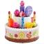 มิวสิคเค้ก เค้กดนตรี Happy Birthday มีเสียงมีไฟ ส่งฟรี thumbnail 2