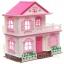 บ้านกระต่าย Anbeiya house รุ่น 2 ชั้น สีชมพูหวานแหวว ส่งฟรี thumbnail 7
