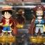Pirate Kings Set ของแท้ JP แมวทอง - WCF Banpresto [โมเดลวันพีช] (Rare) 2 ตัว thumbnail 5