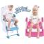 ฝารองชักโครกเด็กแบบมีบันไดปรับสูงต่ำได้ kids seat toilet trainner ส่งฟรี thumbnail 1
