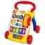 SALES รถผลักเดินดนตรี แผ่นกิจกรรมถอดประกอบได้ Music baby walker ส่งฟรี thumbnail 1