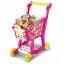 ตระกร้าช๊อปปิ้งใหม่ Home shopping Cart สีชมพู อุปกรณ์ 27 ชิ้น ส่งฟรี thumbnail 2