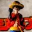 Luffy ของแท้ JP แมวทอง - Jump 50th Anniversary Banpresto [โมเดลวันพีช] thumbnail 5
