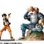 Luffy DPCF ของแท้ JP - Door Painting Collection Figure Plex [โมเดลวันพีช] thumbnail 4