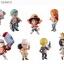 Straw Hat Pirates Special Box Set ของแท้ JP แมวทอง - SD Banpresto [โมเดลวันพีช] (Rare) 9 ตัว thumbnail 3