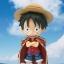 Luffy ของแท้ JP แมวทอง - Chibi Studio [โมเดลวันพีช] ( Rare ) thumbnail 1
