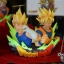 Gogeta Fusion Set ของแท้ JP แมวทอง - Banpresto [โมเดลดราก้อนบอล] (3 ตัว) thumbnail 14
