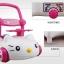 รถผลักเดิน Hello Kitty Walker แบบปรับล้อหนืด มีดนตรี มีไฟ ส่งฟรี thumbnail 2