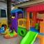 ของเล่นสนาม บ้านน้อย 2 ชั้น สีจี๊ด ส่งฟรี thumbnail 2