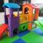 ของเล่นสนาม บ้านน้อย 2 ชั้น สีจี๊ด ส่งฟรี thumbnail 3