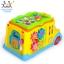 รถโรงเรียนแสนสนุก Intellectual School Bus by Huile toys ของแท้ ส่งฟรี thumbnail 6