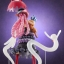 Perhona ของแท้ JP แมวทอง - POP Saling Again Megahouse [โมเดลวันพีช] thumbnail 7
