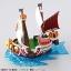 Thousand Sunny ของแท้ JP แมวทอง - Bandai Grand Ship Collection [โมเดลเรือวันพีช] thumbnail 11