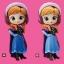 Anna ของแท้ JP - Q Posket Disney - Pastel Color [โมเดล Disney] thumbnail 11