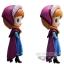 Anna ของแท้ JP - Q Posket Disney - Normal Color [โมเดล Disney] thumbnail 22