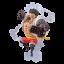 Luffy Gear 4 ของแท้ JP แมวทอง - King of Artist Banpresto [โมเดลวันพีช] thumbnail 24