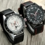 นาฬิกาข้อมือผู้ชาย AMST สายสเตนเลส,สายหนัง, มัลติฟังก์ชั่น, 6 เข็ม, กันน้ำลึก 30 เมตร, ดูได้เวลากลางคืน thumbnail 14