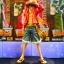 Luffy ของแท้ JP แมวทอง - Grandline Men Banpresto DX [โมเดลวันพีช] (Rare) thumbnail 1