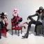 Perhona Special Color (Red) ของแท้ JP แมวทอง - Girly Girls Banpresto [โมเดลวันพีช] thumbnail 9