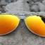 คลิปออนกันแดดแฟชั่น ทรงนักบิน (Aviator) เลนส์คุณภาพโพลาไรซ์ + UV400 Protection thumbnail 8