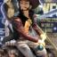 Mihawk ของแท้ JP แมวทอง - World Figure Colosseum Banpresto [โมเดลวันพีช] thumbnail 13