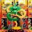 Shenron & Dragonball ของแท้ JP แมวทอง - WCF Mega Banpresto [โมเดลดราก้อนบอล] (Rare) thumbnail 4