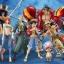 Straw Hat Pirates ของแท้ JP แมวทอง - POP Sailing Again Megahouse [โมเดลวันพีช] (Super Rare) 9 ตัว thumbnail 1