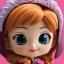 Anna ของแท้ JP - Q Posket Disney - Normal Color [โมเดล Disney] thumbnail 10