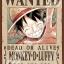 Luffy Wanted - Jigsaw One Piece ของแท้ JP แมวทอง (จิ๊กซอว์วันพีช) thumbnail 1