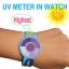 นาฬิกาข้อมือวัดระดับความเข้มของรังสี UV - UV Tester Watch thumbnail 4