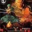 Zoro ของแท้ JP แมวทอง - Scultures Banpresto [โมเดลวันพีช] thumbnail 12
