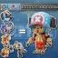 Chopper Robo Super Set ของแท้ JP แมวทอง - Robo Bandai [โมเดลเรือวันพีช] (5 ตัว) thumbnail 3