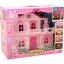 บ้านกระต่าย Anbeiya house รุ่น 2 ชั้น สีชมพูหวานแหวว ส่งฟรี thumbnail 1