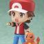 Red Trainer ของแท้ JP - Nendoroid [โมเดลโปเกมอน] (เรด) thumbnail 4