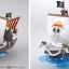 Going Merry ของแท้ JP แมวทอง - Bandai Grand Ship Collection [โมเดลเรือวันพีช] thumbnail 2