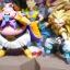 Gotenks Super Saiyan 3 ของแท้ JP แมวทอง - Fighting Combination Banpresto [โมเดลดราก้อนบอล] thumbnail 16