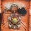 Thousand Sunny Key ของแท้ JP แมวทอง (พวงกุญแจวันพีช) thumbnail 1