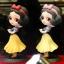 Snow White ของแท้ JP - Q Posket Disney - Pastel Color [โมเดล Disney] thumbnail 4