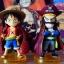 Pirate Kings Set ของแท้ JP แมวทอง - WCF Banpresto [โมเดลวันพีช] (Rare) 2 ตัว thumbnail 4