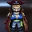 Pirate Kings Set ของแท้ JP แมวทอง - WCF Banpresto [โมเดลวันพีช] (Rare) 2 ตัว thumbnail 9