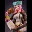 Bonney ของแท้ JP แมวทอง - POP DX Megahouse [โมเดลวันพีช] thumbnail 11